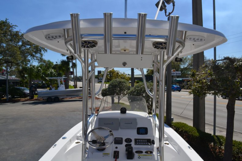 Thumbnail 10 for Used 2014 Sportsman Masters 247 Bay Boat boat for sale in Vero Beach, FL