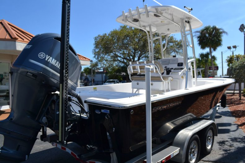 Thumbnail 5 for Used 2014 Sportsman Masters 247 Bay Boat boat for sale in Vero Beach, FL