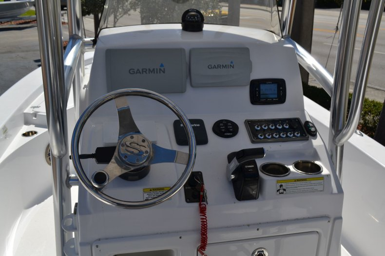 Thumbnail 28 for Used 2014 Sportsman Masters 247 Bay Boat boat for sale in Vero Beach, FL