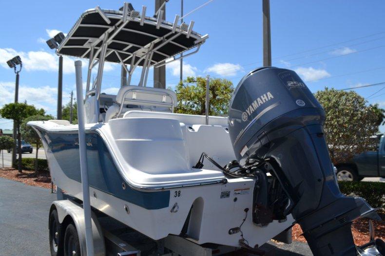 Thumbnail 3 for Used 2014 Sea Fox 249 Avenger boat for sale in Vero Beach, FL