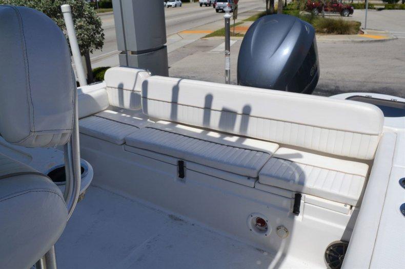 Thumbnail 17 for Used 2014 Sea Fox 249 Avenger boat for sale in Vero Beach, FL
