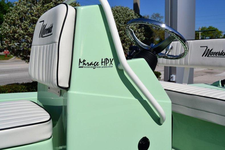 Thumbnail 3 for New 2019 Maverick 18 HPX-V boat for sale in Vero Beach, FL