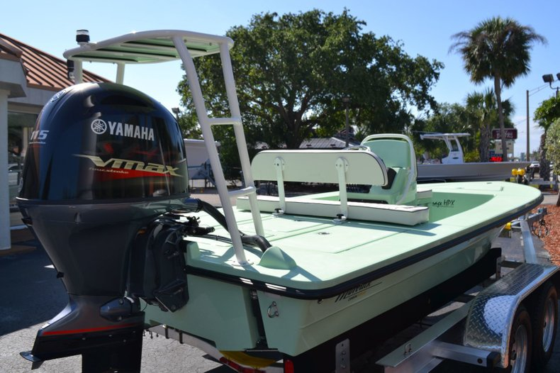 Thumbnail 6 for New 2019 Maverick 18 HPX-V boat for sale in Vero Beach, FL