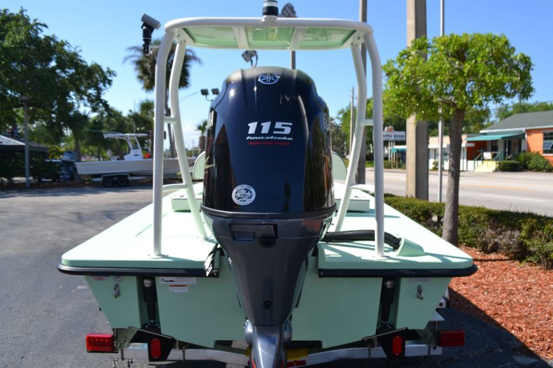 Thumbnail 5 for New 2019 Maverick 18 HPX-V boat for sale in Vero Beach, FL