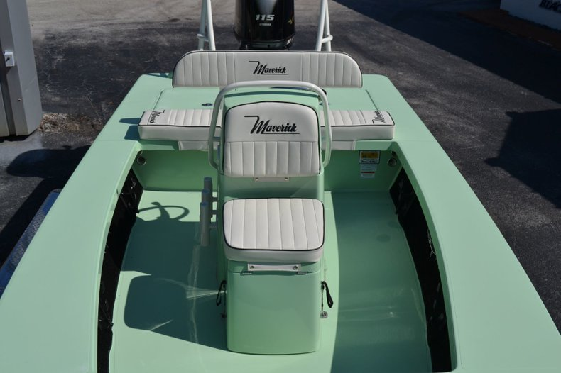 Thumbnail 13 for New 2019 Maverick 18 HPX-V boat for sale in Vero Beach, FL