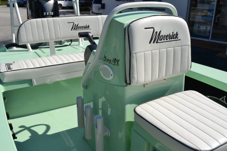 Thumbnail 17 for New 2019 Maverick 18 HPX-V boat for sale in Vero Beach, FL