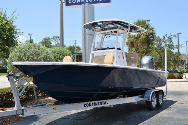 Thumbnail 1 for New 2019 Sportsman Masters 247 Bay Boat boat for sale in Vero Beach, FL