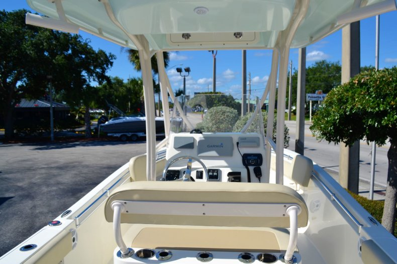 Thumbnail 11 for Used 2018 Cobia 220 Center Console boat for sale in Vero Beach, FL