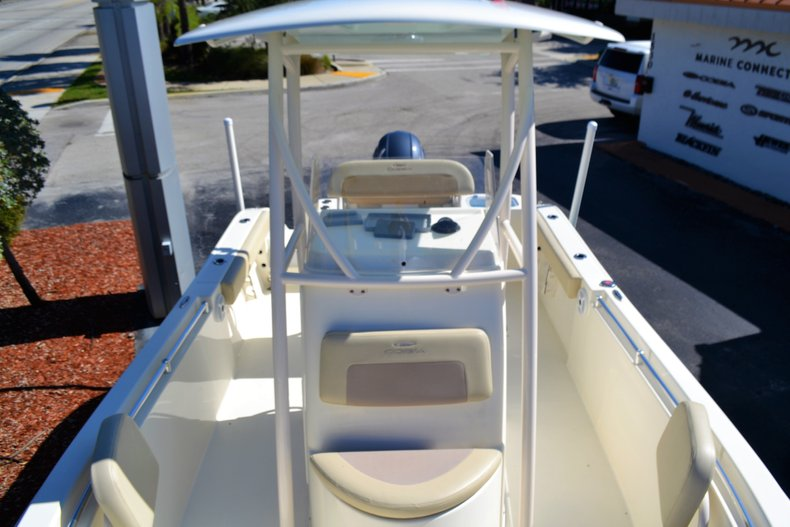 Thumbnail 13 for Used 2018 Cobia 220 Center Console boat for sale in Vero Beach, FL