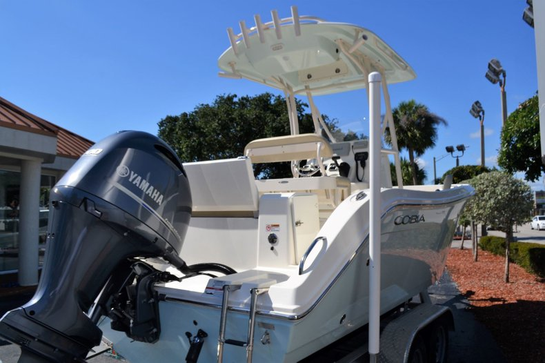 Thumbnail 4 for Used 2018 Cobia 220 Center Console boat for sale in Vero Beach, FL