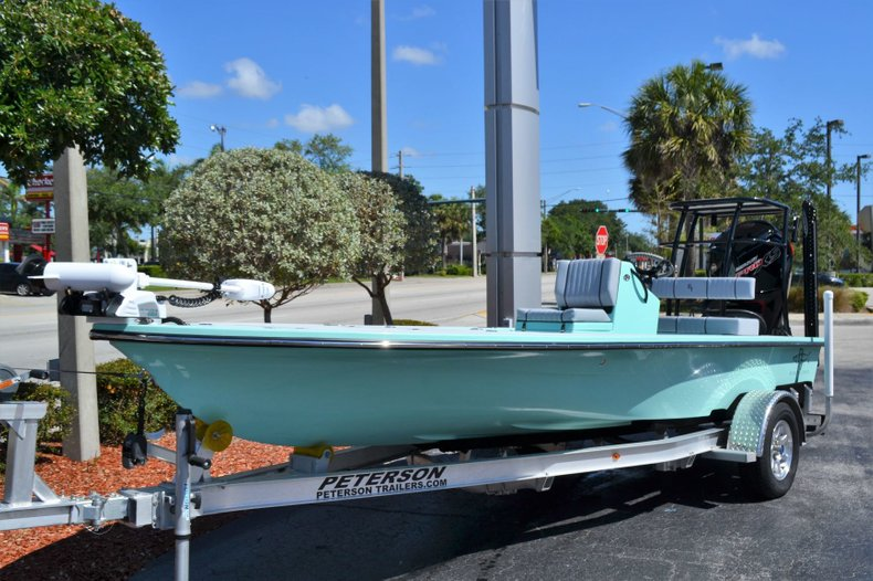 Thumbnail 1 for Used 2017 Beavertail 18 Air boat for sale in Vero Beach, FL