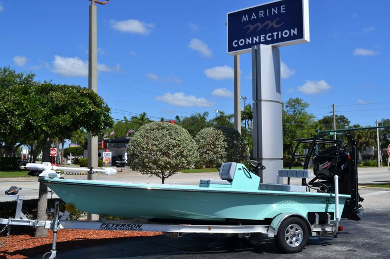 Used 2017 Beavertail 18 Air boat for sale in Vero Beach, FL