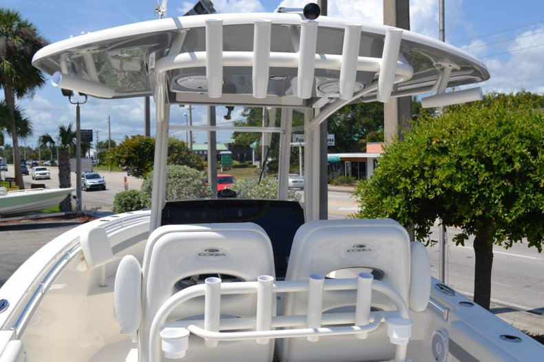Thumbnail 10 for New 2019 Cobia 280 Center Console boat for sale in Vero Beach, FL