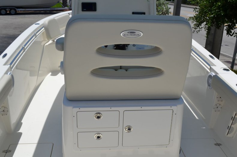 Thumbnail 10 for New 2019 Cobia 240 CC Center Console boat for sale in Vero Beach, FL