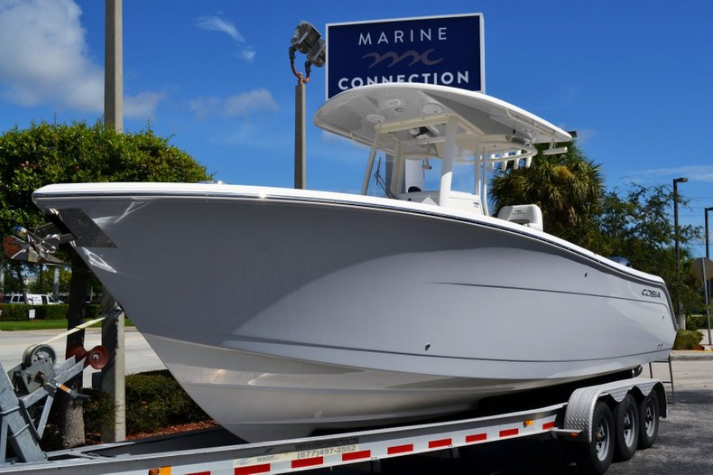 Thumbnail 1 for New 2020 Cobia 280 Center Console boat for sale in Fort Lauderdale, FL