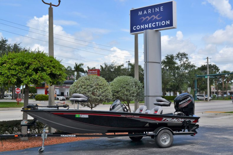 Used 2016 Tracker Pro 190 TX boat for sale in Vero Beach, FL