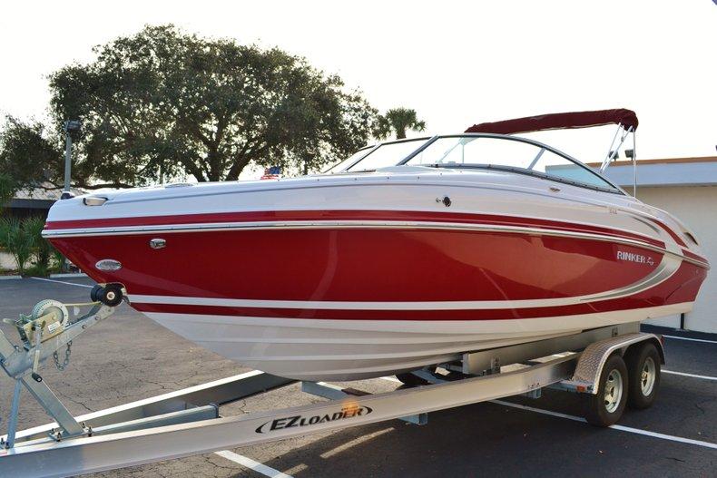 New 2014 Rinker Captiva 246 Bowrider Boat For Sale In Vero