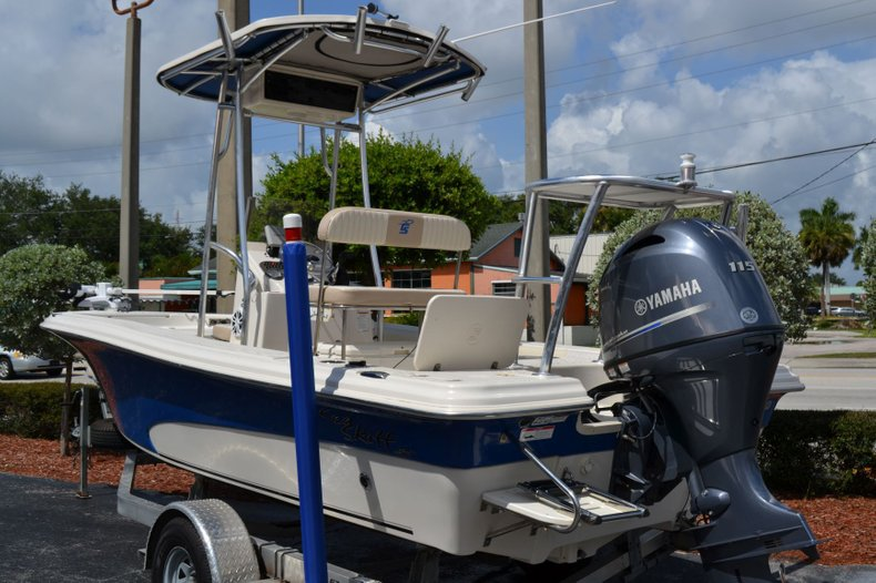 Thumbnail 3 for Used 2016 Carolina Skiff 21 SEA SKIFF boat for sale in Vero Beach, FL