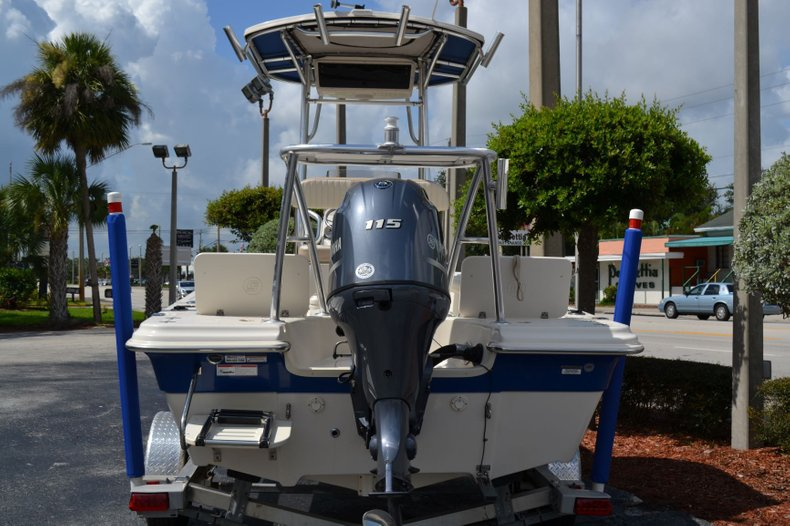 Thumbnail 4 for Used 2016 Carolina Skiff 21 SEA SKIFF boat for sale in Vero Beach, FL