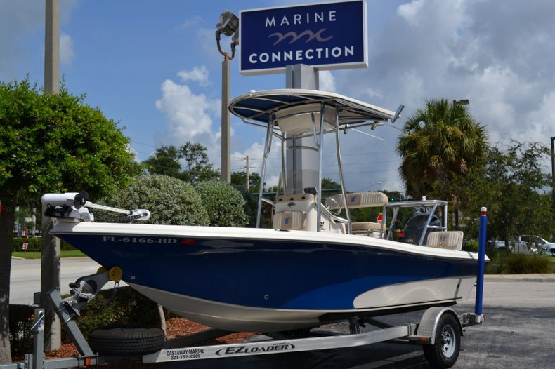 Used 2016 Carolina Skiff 21 SEA SKIFF boat for sale in Vero Beach, FL