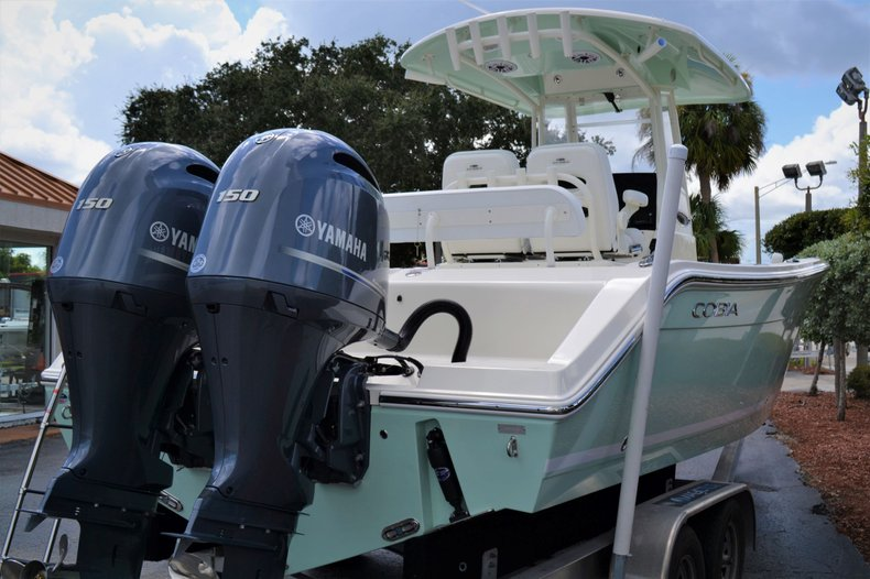 Thumbnail 5 for New 2020 Cobia 262 Center Console boat for sale in Vero Beach, FL
