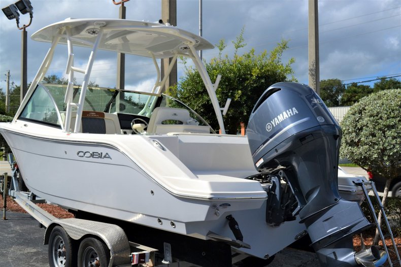 Thumbnail 3 for New 2020 Cobia 240 Dual Console boat for sale in Vero Beach, FL