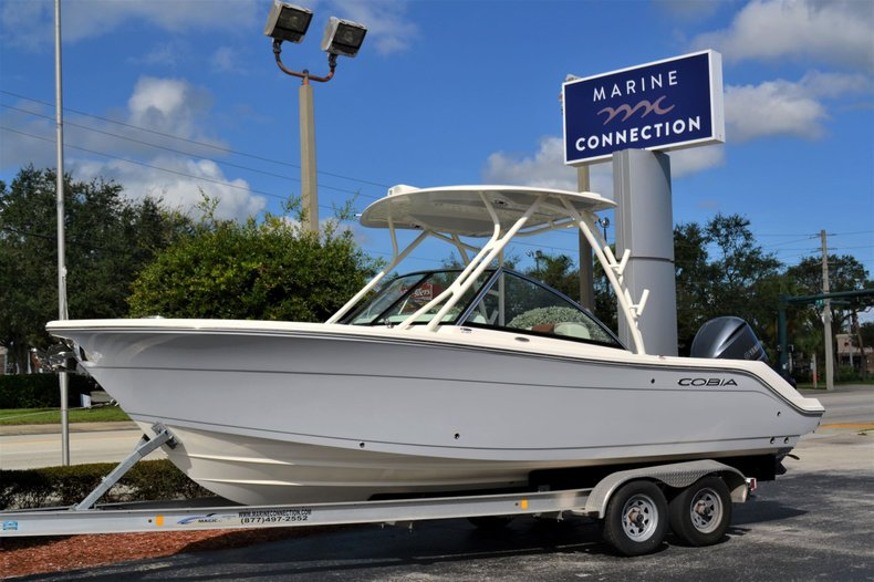 Photo for 2020 Cobia 240 Dual Console