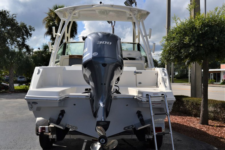 Thumbnail 4 for New 2020 Cobia 240 Dual Console boat for sale in Vero Beach, FL