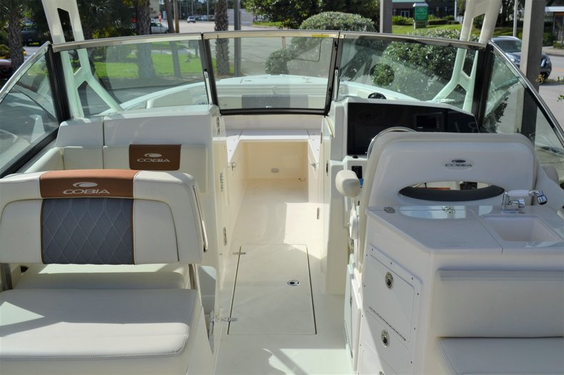 Thumbnail 9 for New 2020 Cobia 240 Dual Console boat for sale in Vero Beach, FL