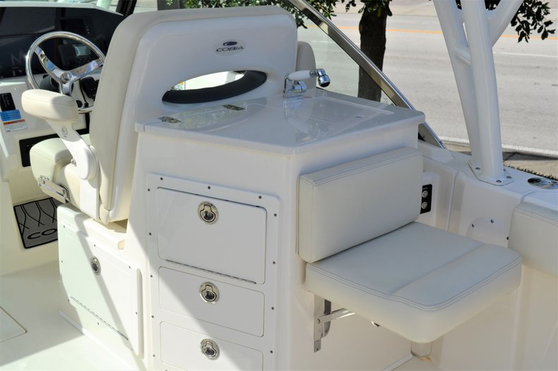 Thumbnail 10 for New 2020 Cobia 240 Dual Console boat for sale in Vero Beach, FL