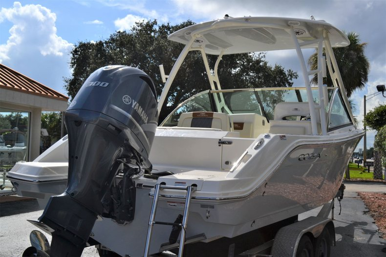 Thumbnail 5 for New 2020 Cobia 240 Dual Console boat for sale in Vero Beach, FL
