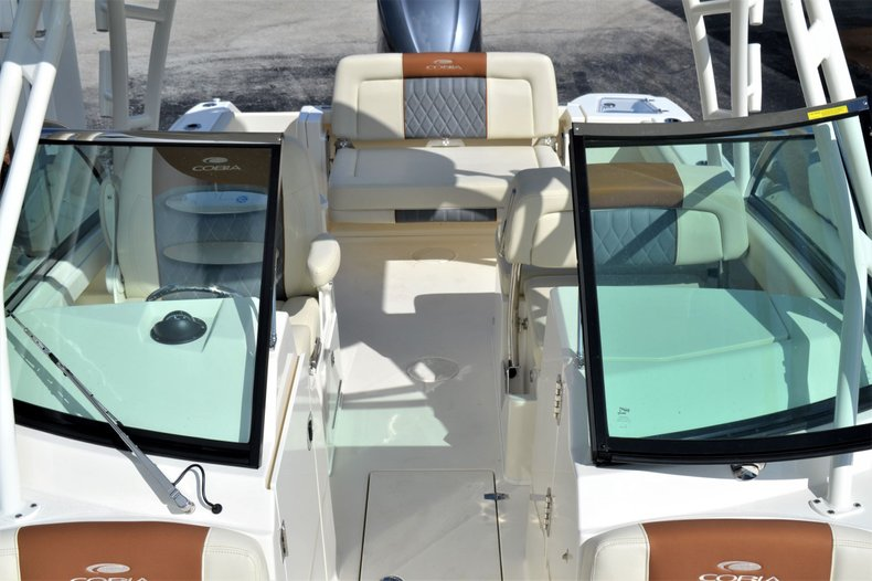 Thumbnail 26 for New 2020 Cobia 240 Dual Console boat for sale in Vero Beach, FL
