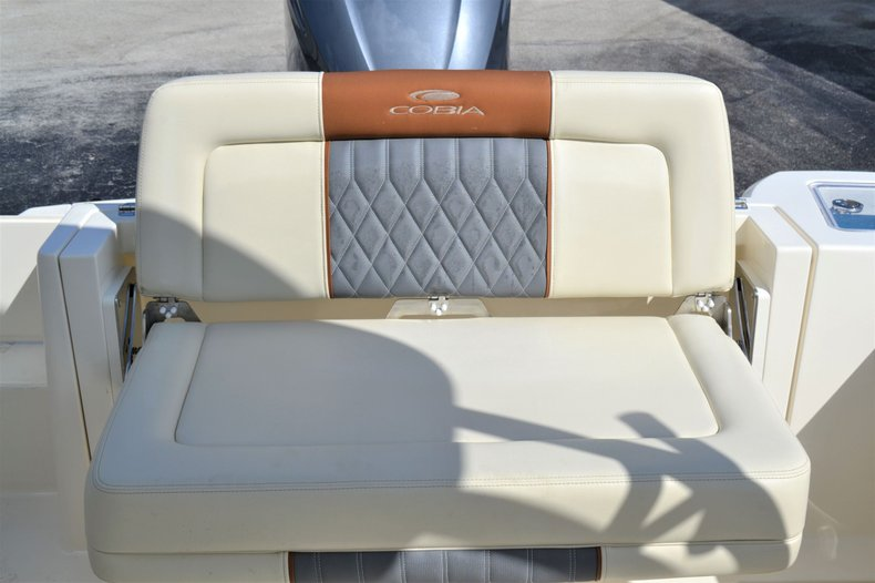 Thumbnail 19 for New 2020 Cobia 240 Dual Console boat for sale in Vero Beach, FL