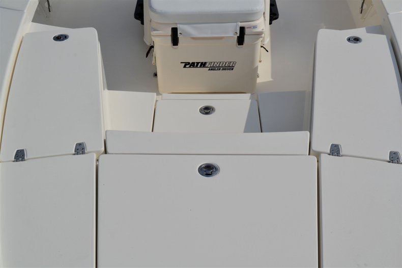 Thumbnail 16 for New 2020 Pathfinder 2300 HPS Bay Boat boat for sale in Vero Beach, FL