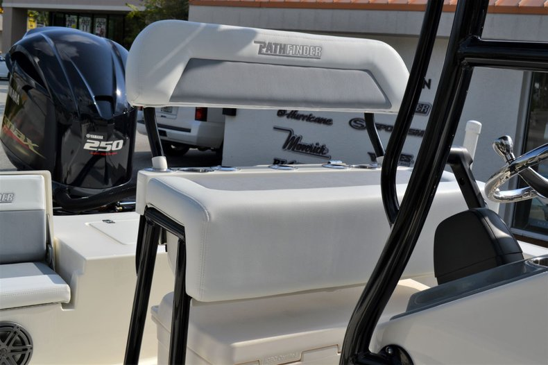 Thumbnail 23 for New 2020 Pathfinder 2400 TRS Bay Boat boat for sale in Vero Beach, FL