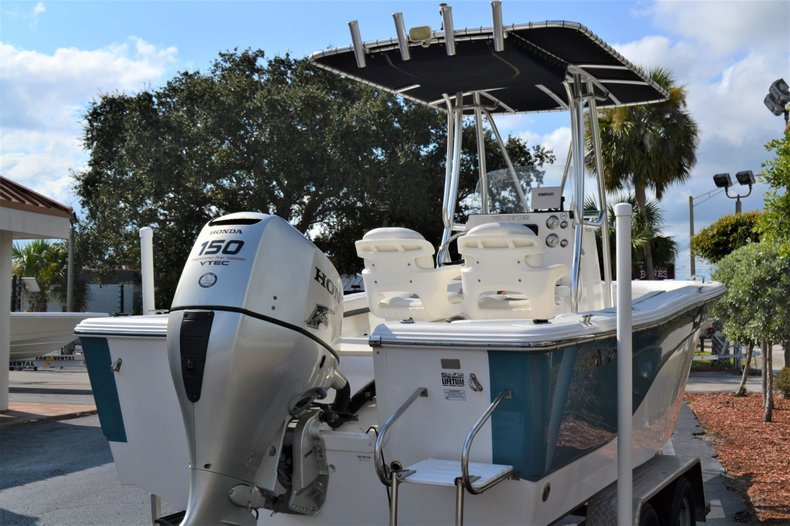 Thumbnail 4 for Used 2011 Sea Fox 206 Center Console boat for sale in Vero Beach, FL