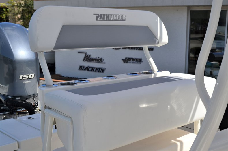 Thumbnail 21 for New 2020 Pathfinder 2200 TRS Bay Boat boat for sale in Vero Beach, FL