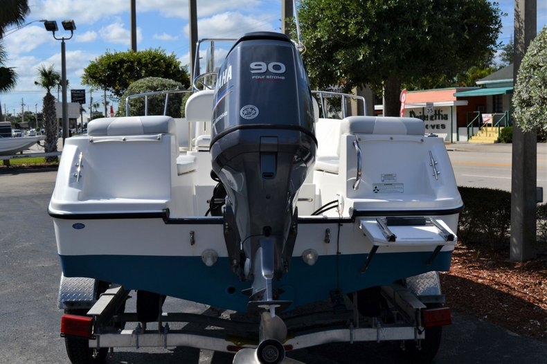 Thumbnail 4 for Used 2012 Edgewater 170 CC boat for sale in Vero Beach, FL