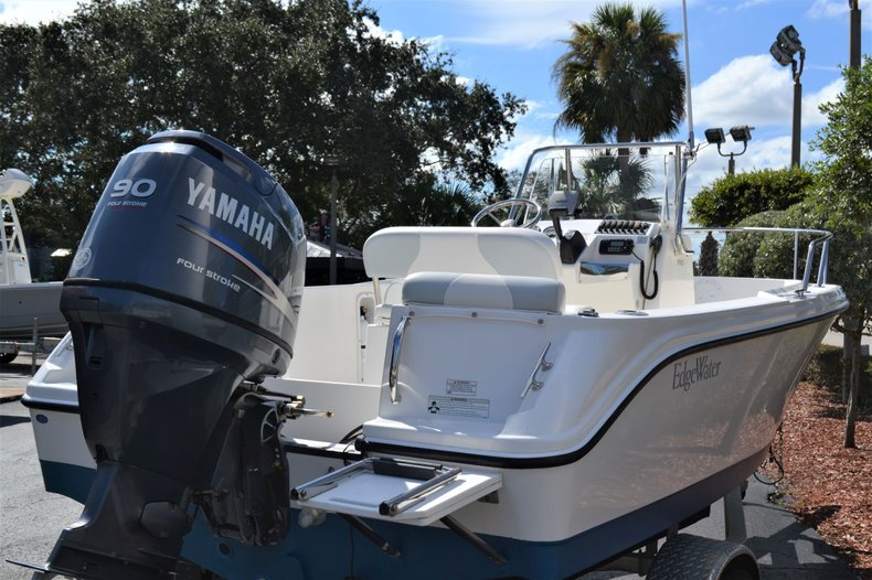 Thumbnail 5 for Used 2012 Edgewater 170 CC boat for sale in Vero Beach, FL