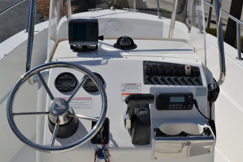 Thumbnail 10 for Used 2012 Edgewater 170 CC boat for sale in Vero Beach, FL