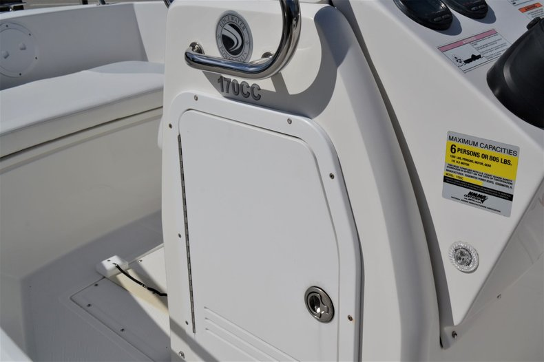 Thumbnail 15 for Used 2012 Edgewater 170 CC boat for sale in Vero Beach, FL