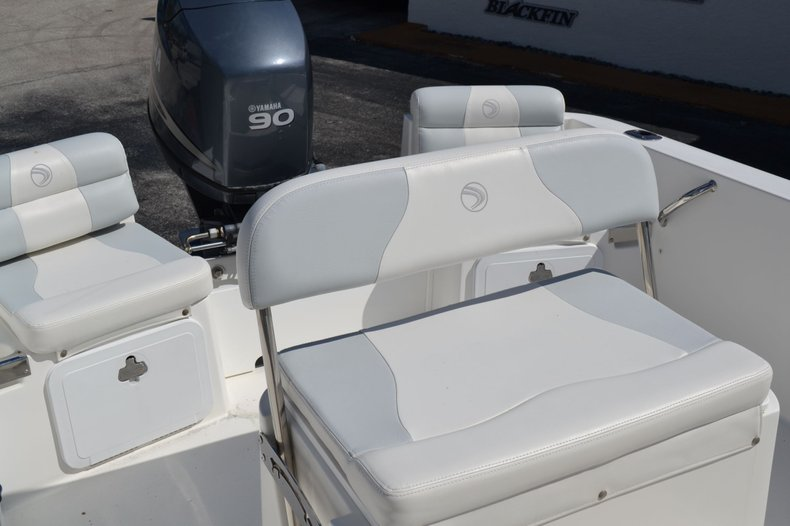 Thumbnail 19 for Used 2012 Edgewater 170 CC boat for sale in Vero Beach, FL