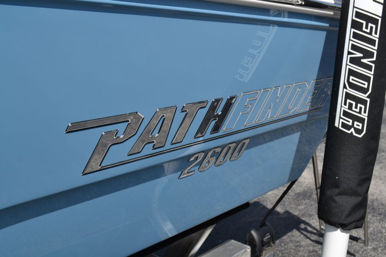 Thumbnail 9 for New 2020 Pathfinder 2600 TRS boat for sale in Vero Beach, FL