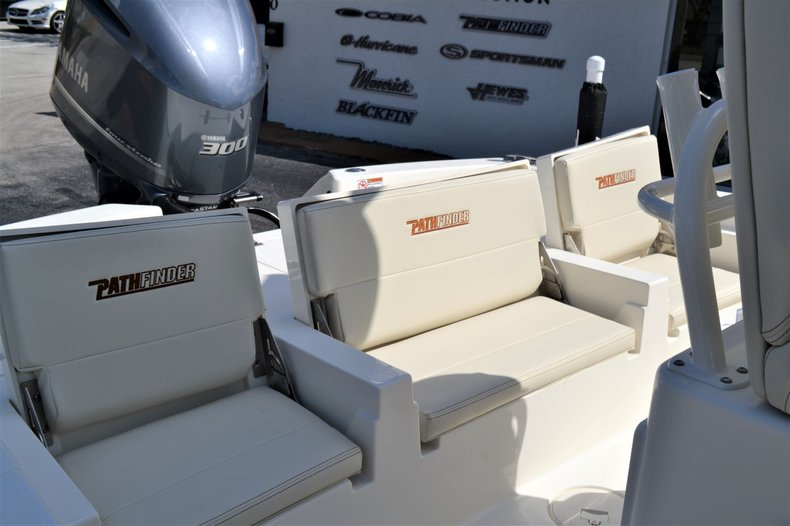 Thumbnail 24 for New 2020 Pathfinder 2600 TRS boat for sale in Vero Beach, FL