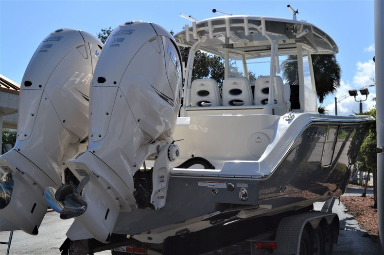 Thumbnail 5 for New 2020 Cobia 350 Center Console boat for sale in Vero Beach, FL