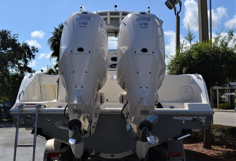 Thumbnail 4 for New 2020 Cobia 350 Center Console boat for sale in Vero Beach, FL