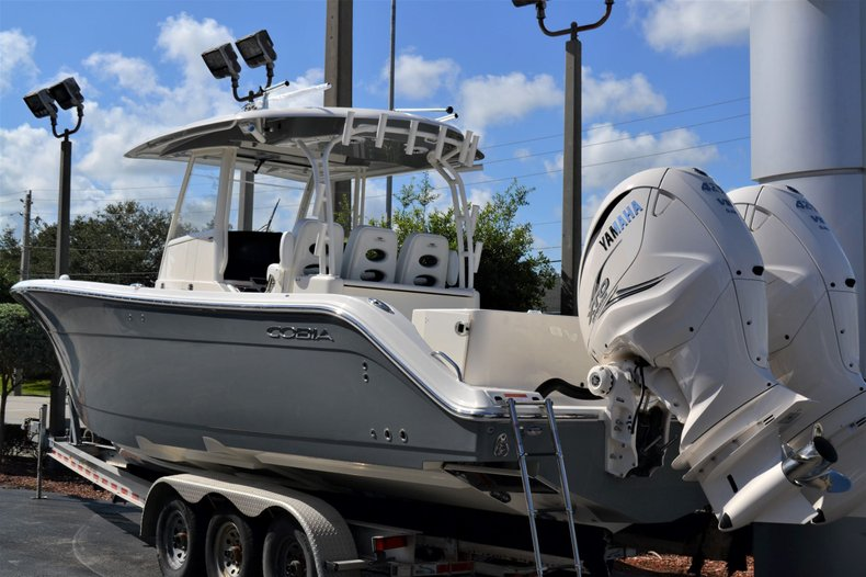 Thumbnail 3 for New 2020 Cobia 350 Center Console boat for sale in Vero Beach, FL