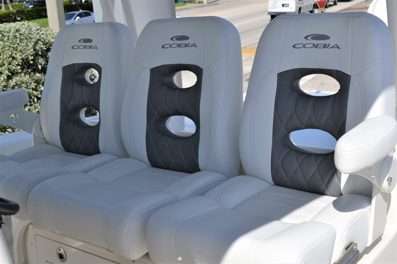 Thumbnail 14 for New 2020 Cobia 350 Center Console boat for sale in Vero Beach, FL