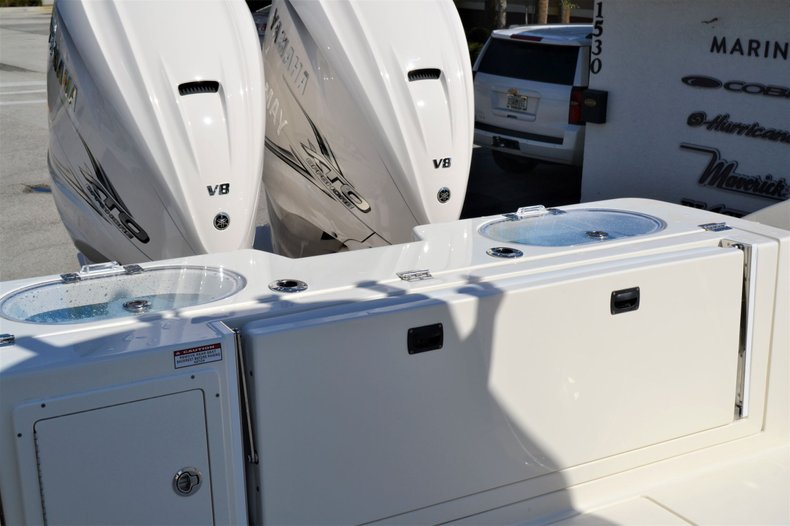Thumbnail 18 for New 2020 Cobia 350 Center Console boat for sale in Vero Beach, FL