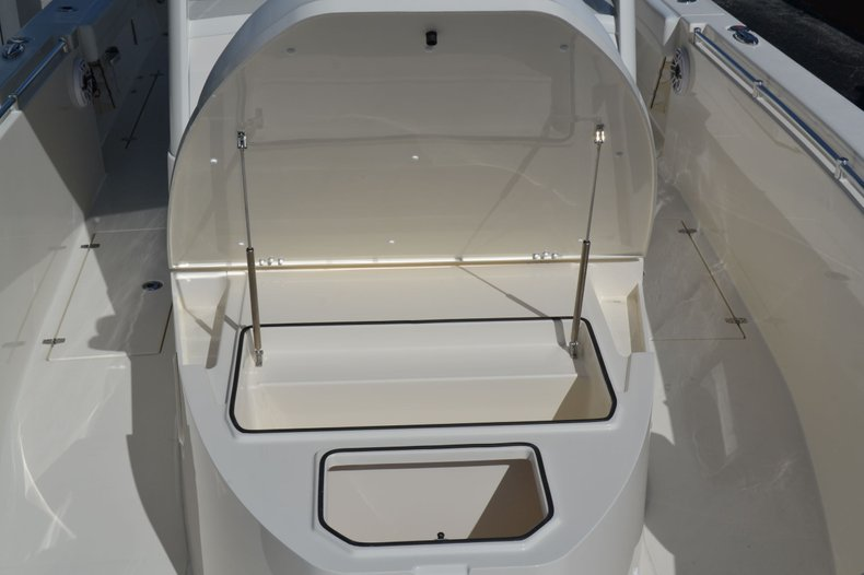 Thumbnail 28 for New 2020 Cobia 350 Center Console boat for sale in Vero Beach, FL